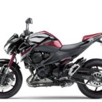 Kawasaki-Z800 สีแดง