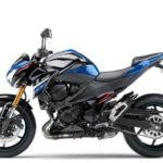 Kawasaki-Z800 สีนำ้เงิน