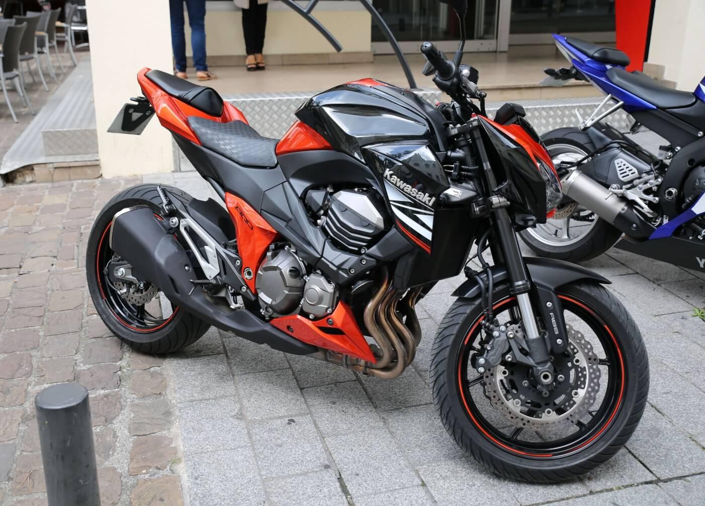 Kawasaki_Z800 Year 2016