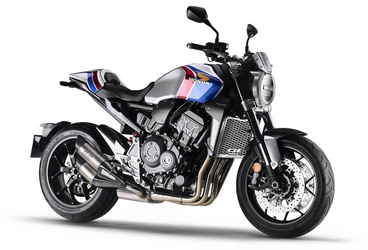 Honda CB1000R+ Limited Edition Tri-Colors