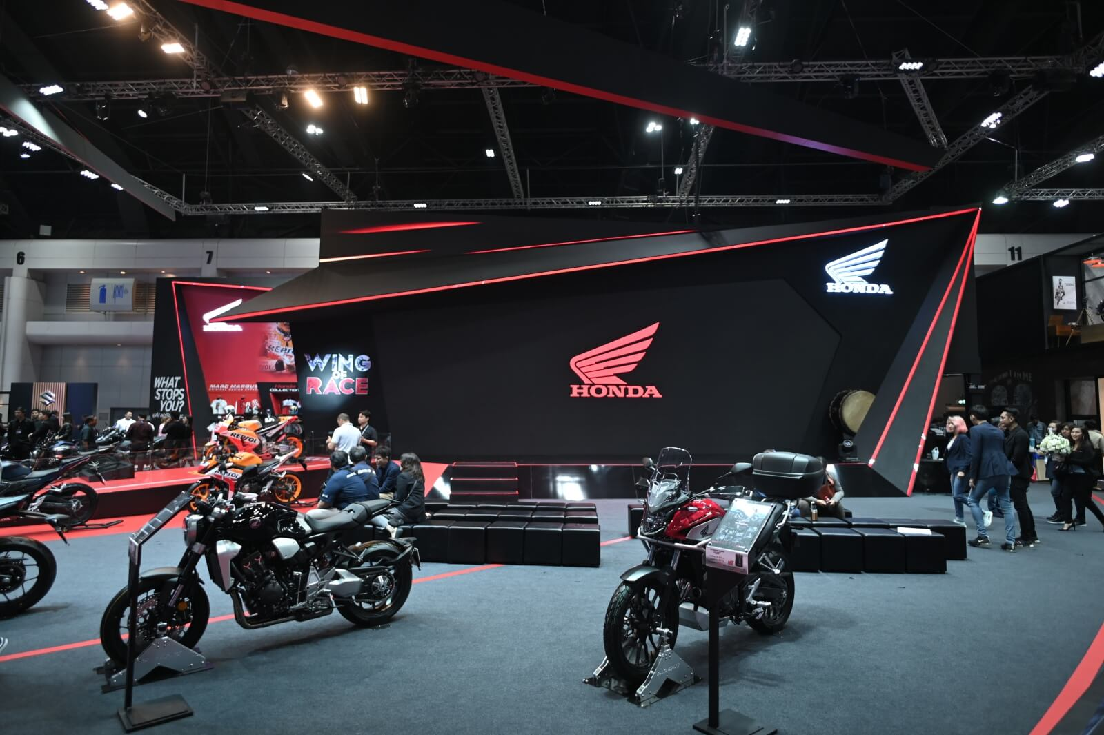 Honda CB500X Born Traveler Edition
