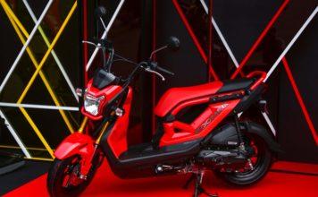 เปิดตัว New Honda Zoomer-X 2019