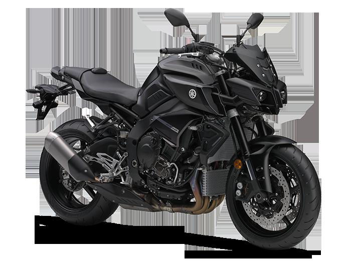 Yamaha MT-10 สีดำ