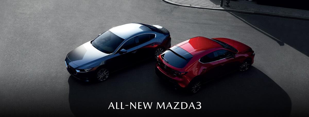 Photo of เปิดตัว All New MAZDA3 ราคาเริ่มต้น 969,000 บาท มีให้เลือก 7 สี