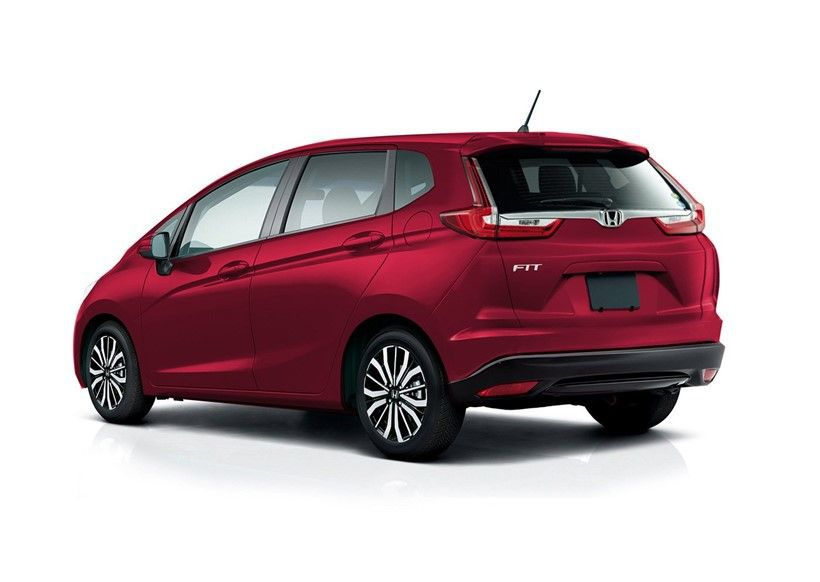 New Honda Jazz Hybrid 2020