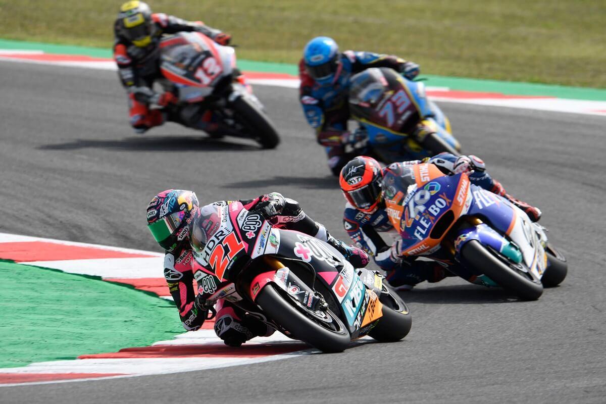 Photo of แรงต่อเนื่อง Augusto Fernandez คว้าแชมป์ Moto2 สนาม Misano ที่อิตาลี