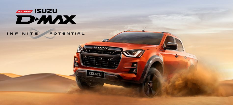 All New Dmax